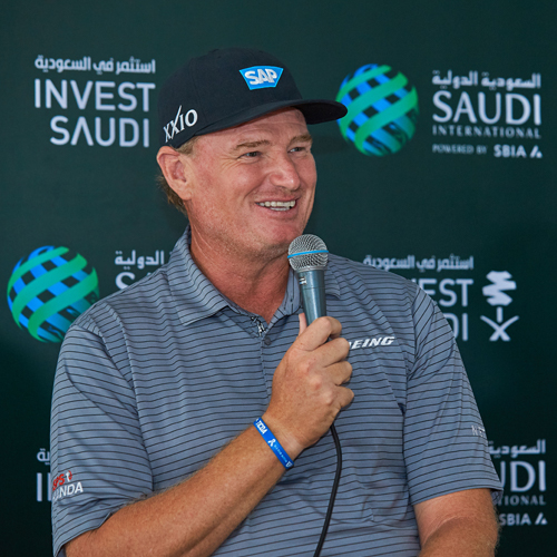 Ernie Els Performance54 Golf Saudi