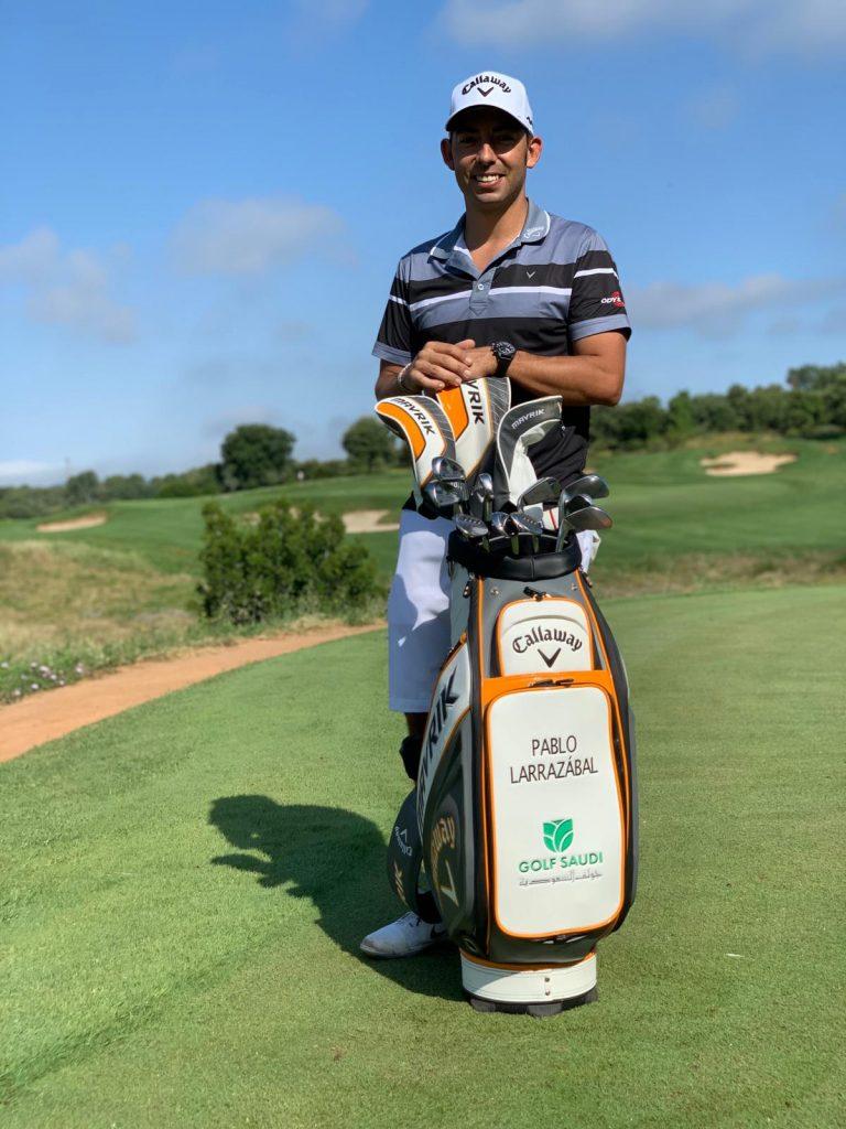 Pablo Larrazábal Becomes Golf Saudi Ambassador